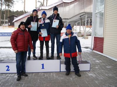 Первенство Челябинской области по биатлону среди юношей и девушек c 13 по 15 декабря 2019 года ( г. Златоуст)