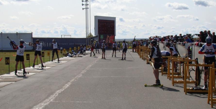 Биатлонисты Челябинской области приняли участие в Первенстве России, проходившее в городе Саранске с 14 по 20 сентября 2019 года